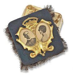 Bomboniera di Filiberto e Lydia di Savoia-Genova