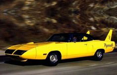 70 Plymouth Superbird
