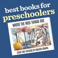 Read these top preschooler books for National Reading Month (March).