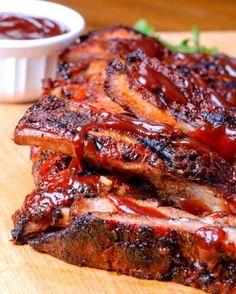 Chef Jason Giles shares his Tender, Fall-Off-The-Bone St. Louis Ribs Recipe!