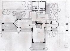 Winslow House Plan