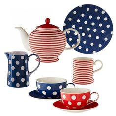 Florence set from Whittard Chelsea