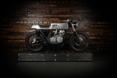 """Moto-Mucci: DAILY INSPIRATION: Honda """"DCB750"""" by Toby Grubb and Justin Lewis"""