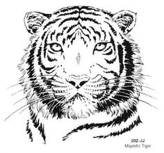 majestic-tiger-unmounted-rubber-stamp-embossing-arts-5294-p.jpg (400×373)