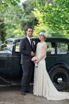 Incredible 1920s inspired wedding