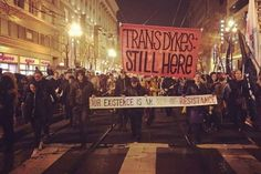 Trans and feminist Trans Activists Attack Feminists For Displaying 'Genital-Based Womanhood