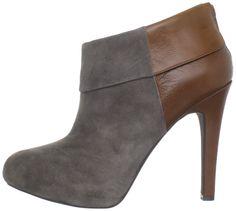 Jessica Simpson 2-tone Audriana Ankle Boot | endless.com