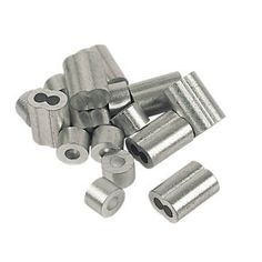 Screwfix Wire Rope Accessories Grey 4mm x 8 Pack 30192 Aluminium construction. For exterior use. Grey. http://www.MightGet.com/april-2017-1/screwfix-wire-rope-accessories-grey-4mm-x-8-pack-30192.asp