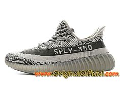 Pas Cher Soldes Adidas Yeezy Boost 350 V2 NoirRouge CP9652