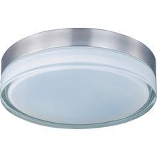 View the Maxim MX 53131 Contemporary / Modern 2 Light Flushmount Ceiling Fixture from the Blocks ES Collection at LightingDirect.com.