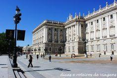 Roteiro de Madri | Dicas e Roteiros de Viagens