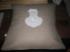 Coussin pampille