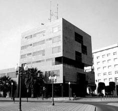 Gobierno Civil, Alejandro de la Sota, Tarragona (1964)