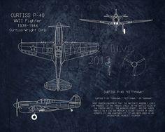 Curtiss p40 wwii airplane blueprint art version b by scarletblvd curtiss p40 wwii airplane blueprint art version b by scarletblvd arrowplane pinterest blueprint art aeroplanes and aviation malvernweather Choice Image