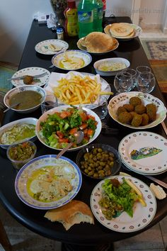 Cooking with a Palestinian Grandmother and Christmas in Bethlehem. A Vegetarian Journey Through Israel and Palestinian Territories Part II