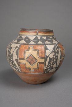 1400 Melhores Imagens De Native American Pottery Em 2020