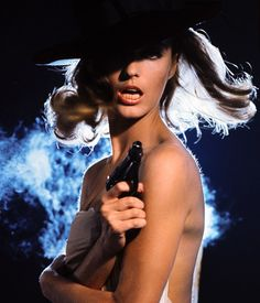 James Bond Ladies, New James Bond, Bond Girls, Photography Women, Portrait Photography, Bond Girl Dresses, Barbara Barbara, Female Villains, Pierce Brosnan