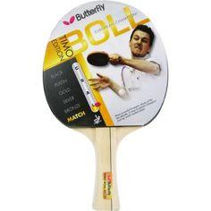 Butterfly Tımo Boll Match P.P.Raket