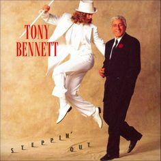Tony Bennett - Steppin' Out (CD)
