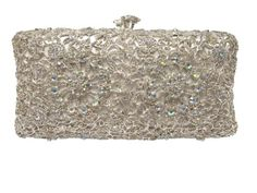 Natasha Couture Crystal Rhinestone and Metal Bridal Clutch in Silver Natasha Couture,http://www.amazon.com/dp/B00CBJOV7G/ref=cm_sw_r_pi_dp_jwhQsb08J05NVP2J