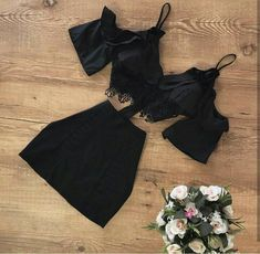 Teen Fashion Outfits, Love Fashion, Girl Fashion, Casual Outfits, Cute Outfits, Fashion Looks, Sexy Dresses, Short Dresses, Tumblr Outfits