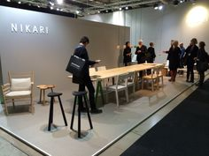 Nikari informal table Stockholm, Conference Room, Table, Furniture, Design, Home Decor, Decoration Home, Room Decor