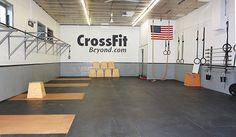 crossfit gym Someday I would like to work up to owning a gym