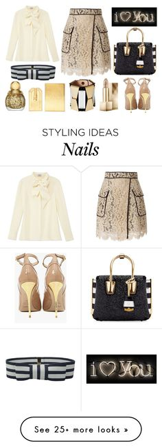 """Tote Bags"" by bysc on Polyvore featuring Kate Spade, MCM, Frame Denim, MSGM, Seletti, Balmain, women's clothing, women's fashion, women and female"
