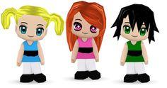 Buddy Poke Powerpuff Girls by WhoaItsButtercup.deviantart.com on @deviantART