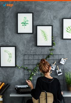 Decorar com plantas é sempre uma boa forma de levar um toque de frescor, estilo e toque natural para a casa. Inspire-se!