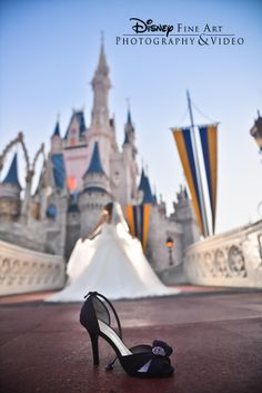 Cinderella is proof that a pair of shoes can change your life. Like this shot for my theme.