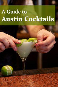 MetropoChris » A Guide to Austin Cocktails