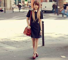 Anastasia S. - Shift dress | from lookbook