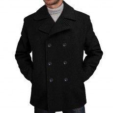 Mens Vigorous Overcoat - Jeanz T