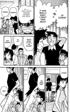 Read Detective Conan Chapter 121 online for free at MangaPanda. Real English version with high quality. Fastest manga site, unique reading type: All pages - scroll to read all the pages Conan Comics, Detektif Conan, Manga Books, Manga Pages, Kaito, Manhwa Manga, Read Free Manga, English, Anime