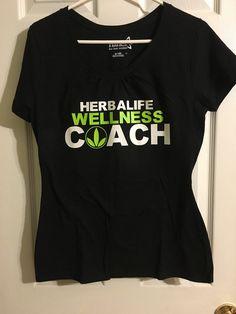 Herbalife Wellness coach shirt