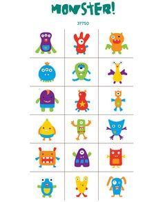 Slice Design Card Monster, , hi-res
