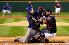 With six R.B.I. from Addison Russell, the Cubs forced a Game 7, giving them a chance to become the first team to rally from a three-games-to-one World Series deficit since 1985.