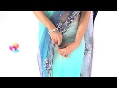 #DIY: How to #wear #Nivi #Style #Saree