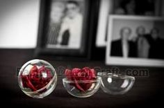 Funeral Memory Keepsake Ball Ornaments