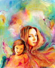 golden fairies by charmaine olivia//