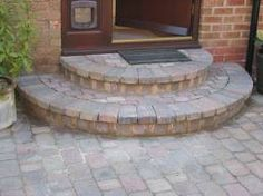 Best Front Porch Rounded Half Moon Steps Google Search 400 x 300