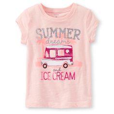 Summer Dreams Tee   Carter's