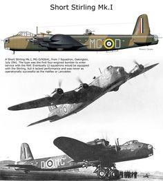 Short Sterling Mk.I
