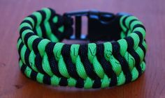Trilobite paracord kétszínű karkötő/Fekete-Neonzöld Paracord, Turquoise Bracelet, Bracelets, Jewelry, Fashion, Moda, Jewlery, Jewerly, Fashion Styles