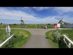 (3) Spinner Video Virtual Cycle  Dutch Windmills Kinderdijk Video for your Treadmill - YouTube