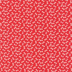 Little Ruby Little Bows Red Moda | Fort Worth Fabric Studio