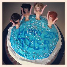 Funny idea for a bachelor or birthday party.... lol
