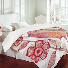 Cute bedspread for girl's room