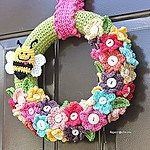 Free Crochet Wreath Patterns
